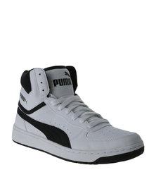 Puma Rebound v3 Hi Black