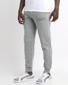 Puma Style Athletics Pants TR-cl Grey