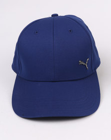Puma Metal Cat Cap Blue