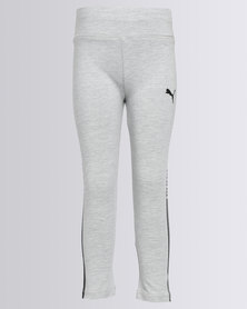 Puma Sportstyle Leggings Grey