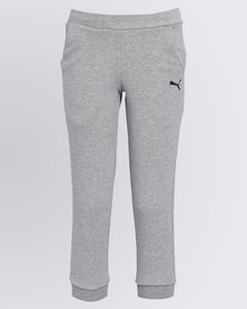 Puma ESS Sweat Pants Grey