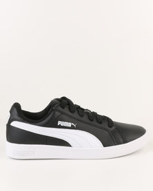 Puma Smash Womens L Black