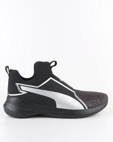 Puma Rebel Mid Wns FTD MU Sneaker Black