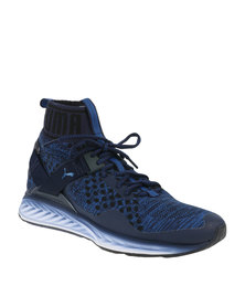 Puma Performance Ignite evoKNIT Fade Blue