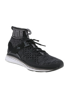 Puma Performance Ignite evoKNIT Fade Black