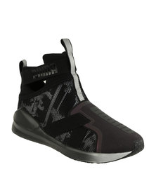 Puma Performance FierceStrapSwanWn's Black