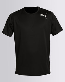 Puma Performance Essential SS Tee Black