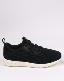 Puma Performance Carson 2 Molded Suede Black