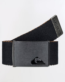 Quiksilver The Jam Belt Black