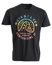 Quiksilver Faded Times Printed T-Shirt