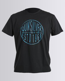 Quiksilver Mercury T-Shirt Black