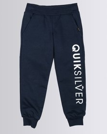 Quiksilver Tods Break Out Trackpants Blue