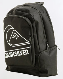 Quiksilver Simple Times Backpack Black