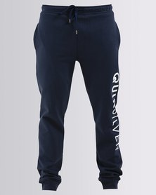 Quiksilver Take It Slow Trackpants Blue