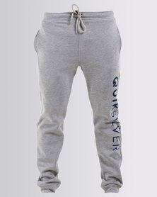 Quiksilver Take It Slow Trackpants Grey