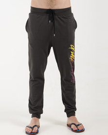Quiksilver Mean Machine Trackpants Phantom Grey