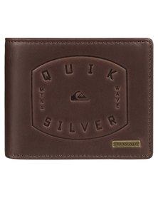 Quiksilver Freestyle II Wallet Brown