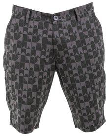 "Quiksilver Pounder 20"" Shorts Grey"