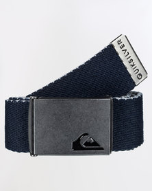 Quiksilver The Jam Belt Blue