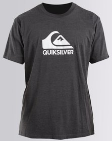 Quiksilver Every Day NW T-Shirt Charcoal Grey