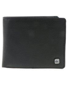 Quiksilver Macking Wallet Black
