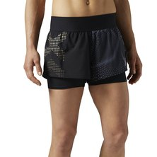 2-in-1 Reflective Short