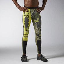 Reebok CrossFit Compression Tight built with Kevlar