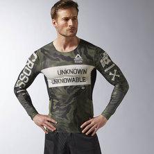 Reebok CrossFit Compression Shirt built with Kevlar?