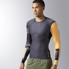 Reebok CrossFit Long Sleeve Compression Shirt