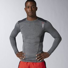 Reebok ONE Series ACTIVChill Long Sleeve Compression Top