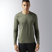 Reebok CrossFit Performance Blend Long Sleeve Shirt