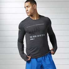 Running Long Sleeve ACTIVCHILL Short