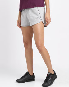 Reebok Knit Track Short Grey