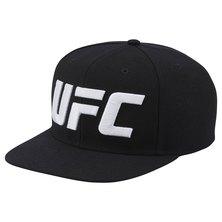 UFC Ultimate Fan Flat Brim Snapback Hat