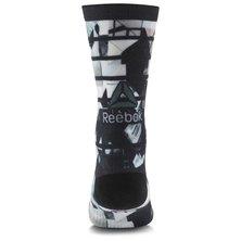 Printed Unisex Crew Sock