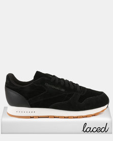 Reebok Classic Leather SG Black