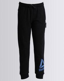 Reebok B ES FT Trackpants Black