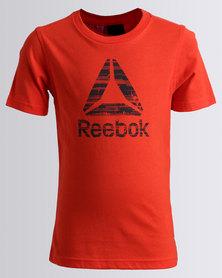 Reebok B ES DT Tee Red