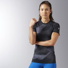 Reebok CrossFit Short Sleeve Paddle Tee