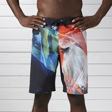 Acid Ombre Sublimated Shorts