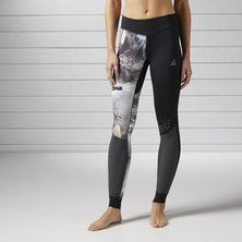 Obstacle Terrain Running Compression Leggings