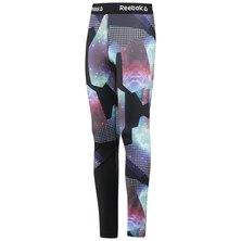 Reebok Girl Squad Leggings - Stardust Print