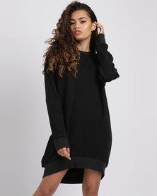 Reebok DC Oversize Sweater Black