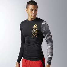 ACTIVCHILL Long Sleeve Compression Shirt