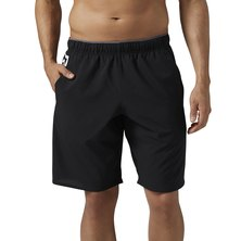 Workout Ready Woven Graphic Short