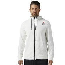 Reebok CrossFit Jacquard Full Zip Hoodie