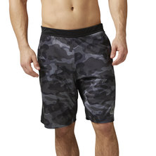 Speedwick Knitted Short - Camo Print