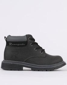 Renegade Boys Tucker Boot Black