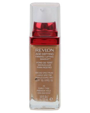 Revlon Age Defying Firming & Lifting Makeup SAVE R65 Early Tan