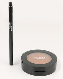 Revlon ColorStay Pressed Powder & FREE Eyeliner Bronze